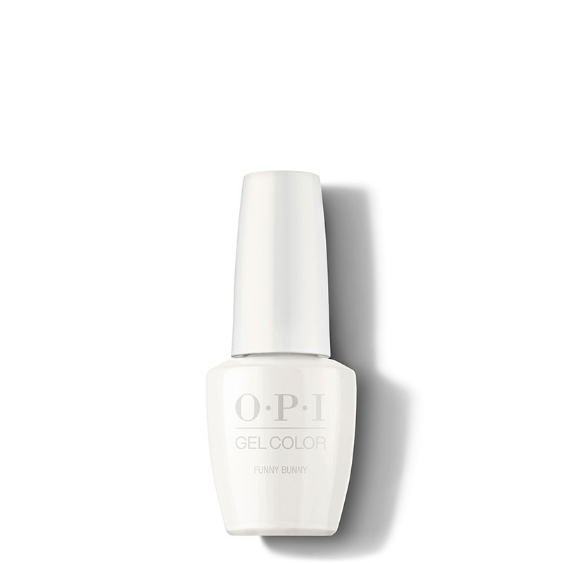 OPI Vernis semi-permanent GelColor Funny Bunny, Vernis semi-permanent couleur