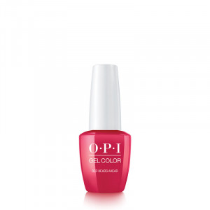 OPI Vernis semi-permanent GelColor Red Heads Ahead, Vernis semi-permanent couleur