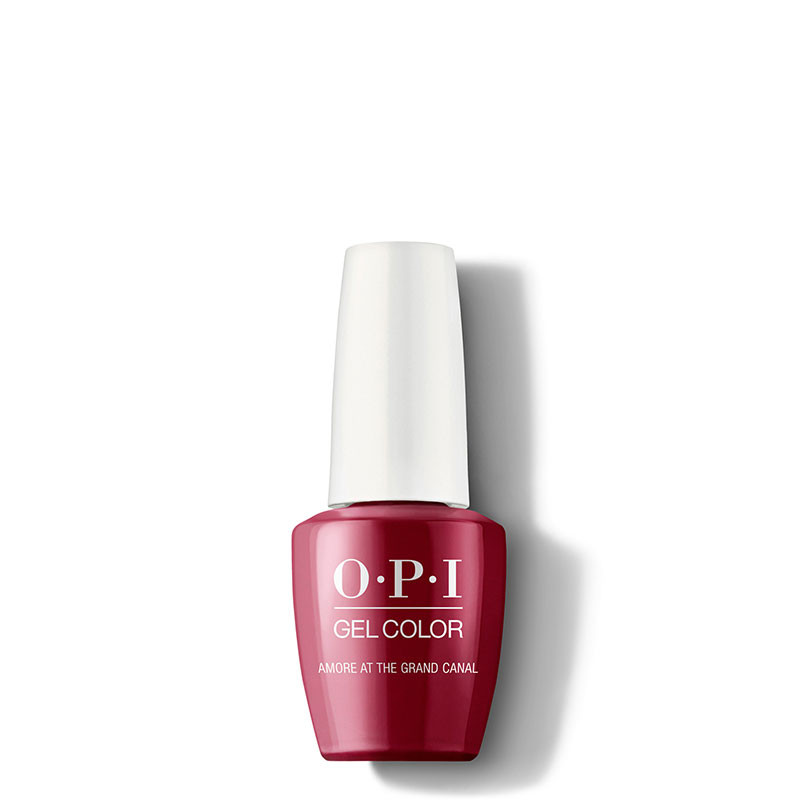 OPI Vernis semi-permanent GelColor Amore at the Grand Canal, Vernis semi-permanent couleur