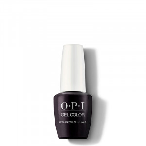 OPI Vernis semi-permanent GelColor Lincoln Park After Dark, Vernis semi-permanent couleur