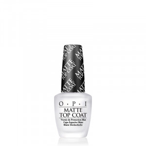 OPI Vernis de protection Top Coat Matte , Top & base coat