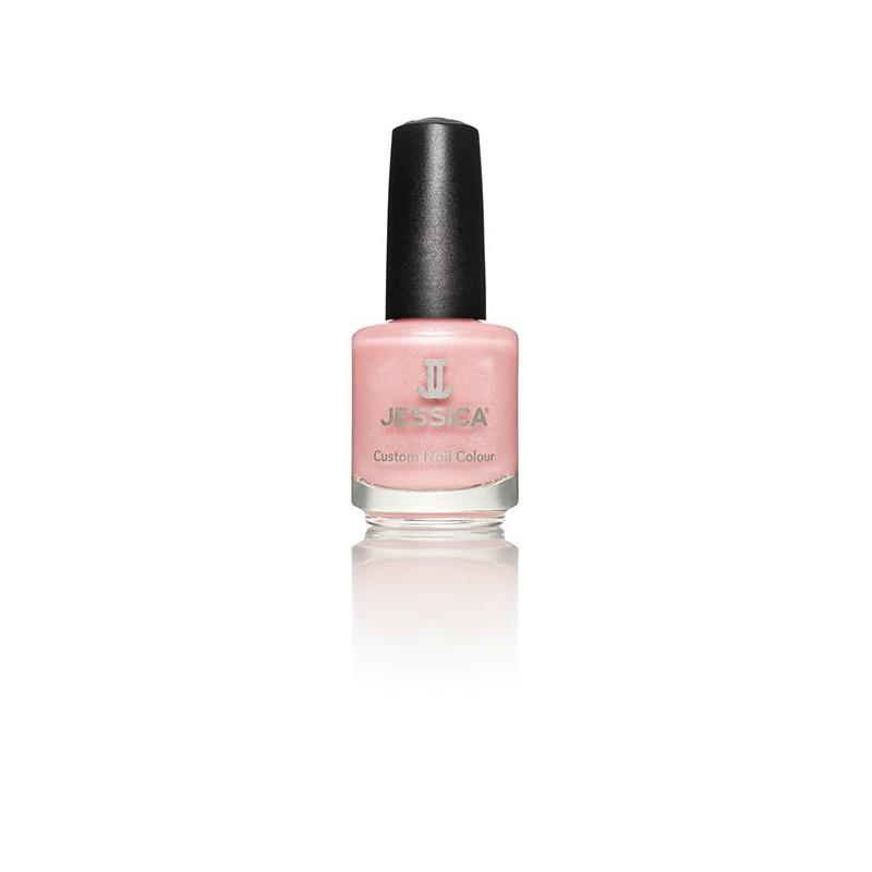 Jessica Vernis à ongles Tea rose 14ML, Vernis à ongles couleur