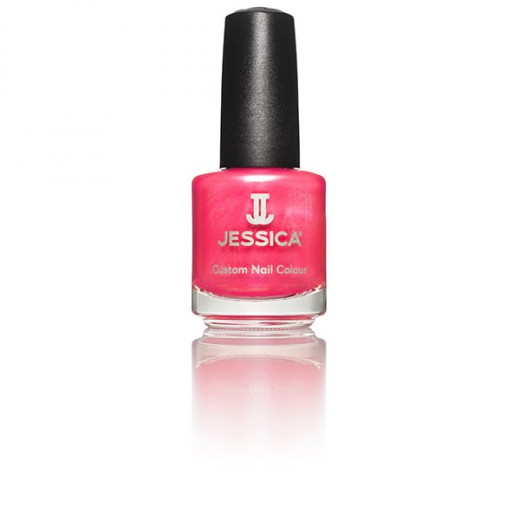 Jessica Vernis à ongles Coated strawberry 14ML, Vernis à ongles couleur