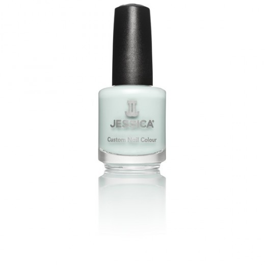 Jessica Vernis à ongles Bikini blue 14ML, Vernis à ongles couleur