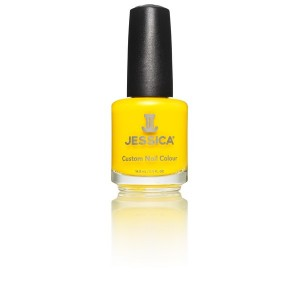 Jessica Vernis à ongles Yellow lightening 14ML, Vernis à ongles couleur