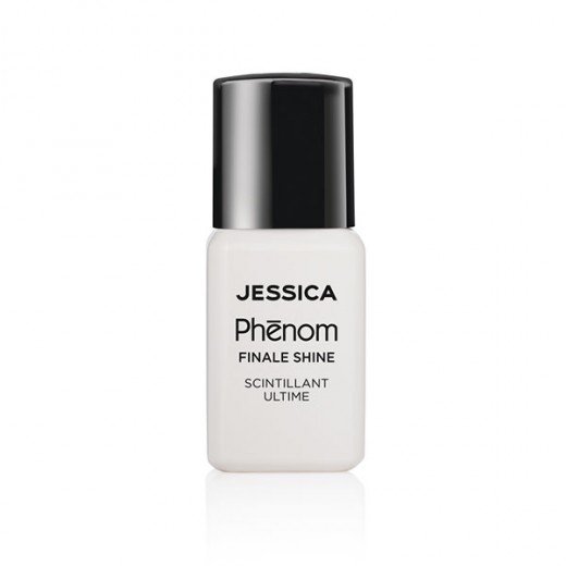 Jessica Top coat Phenom 15ML, Top & base coat