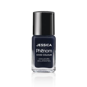 Jessica Vernis à ongles Phenom Blue blooded 15ML, Vernis à ongles couleur