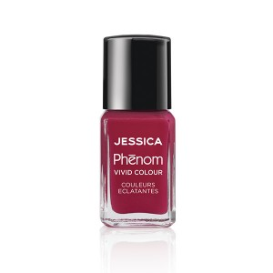 Jessica Vernis à ongles Phenom Parisian passion 15ML, Vernis à ongles couleur