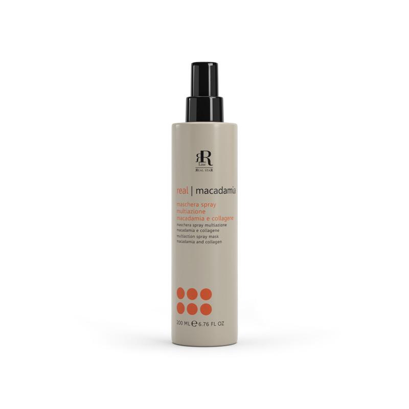 Macadamia Masque en spray multiaction macadamia et collagène 200ML, Spray cheveux