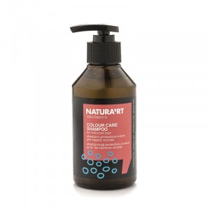 Natura'rt Shampooing couleur Colour Care 250ML, Cosmétique