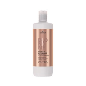 Schwarzkopf Oxydant 2% BlondMe Premium Developer 1000ML, Oxydant