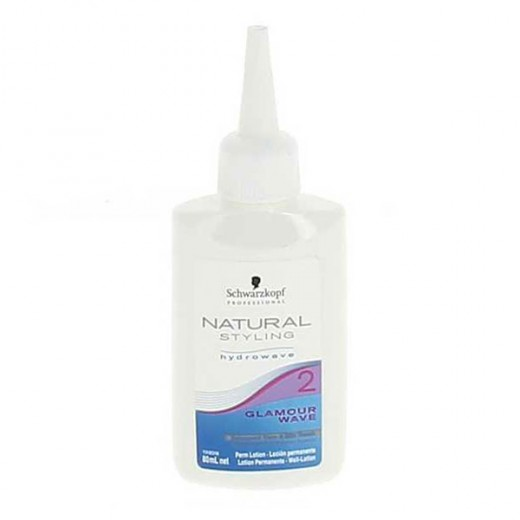 Permanente n°2 natural styling glamour schwarzkopf 80ml