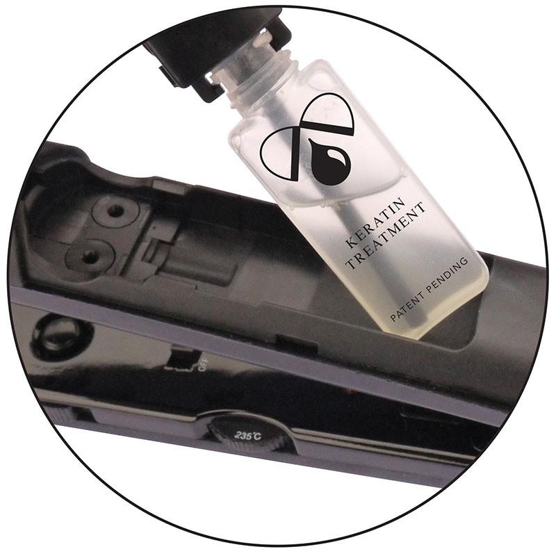 Corioliss Lot de 12 capsules Argan Shine pour Corioliss K3 60ML, Accessoires lisseur