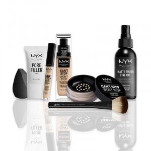 NYX Professional Makeup Kit maquillage du teint, Teint