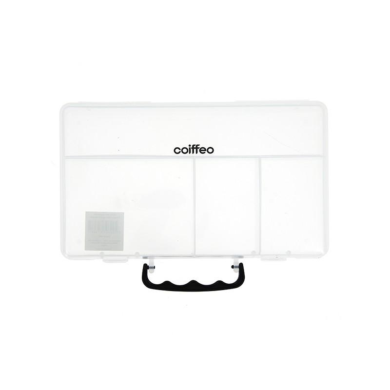 Coiffeo Boîte de rangement Grand format, Bagagerie