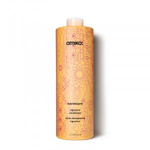 Amika Après-shampooing signature Normcore 1000ML, Après-shampoing avec rinçage