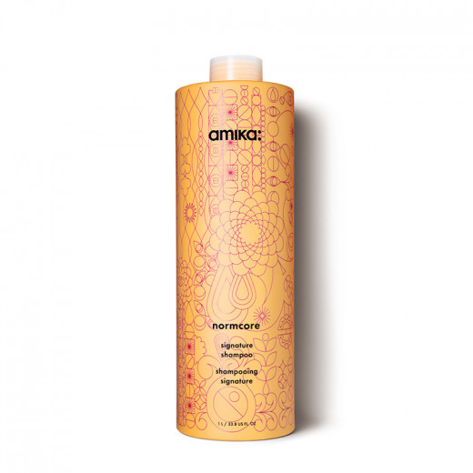 Amika Shampooing cheveux normaux signature Normcore 1000ML, Cosmétique