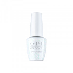 OPI Vernis semi-permanent GelColor glitters Optical nailusion  15ML, Vernis semi-permanent couleur