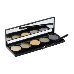 Peggy Sage Palette ombre à paupières Harmonie 1.8g x5 Estivale, Palette maquillage