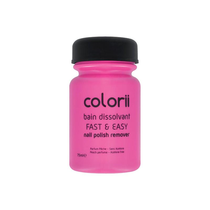 Colorii Bain dissolvant fast & easy 75ML, Dissolvant