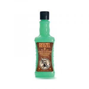 Reuzel Shampoing exfoliant occasionnel - Scrub shampoo 350ML, Shampoing
