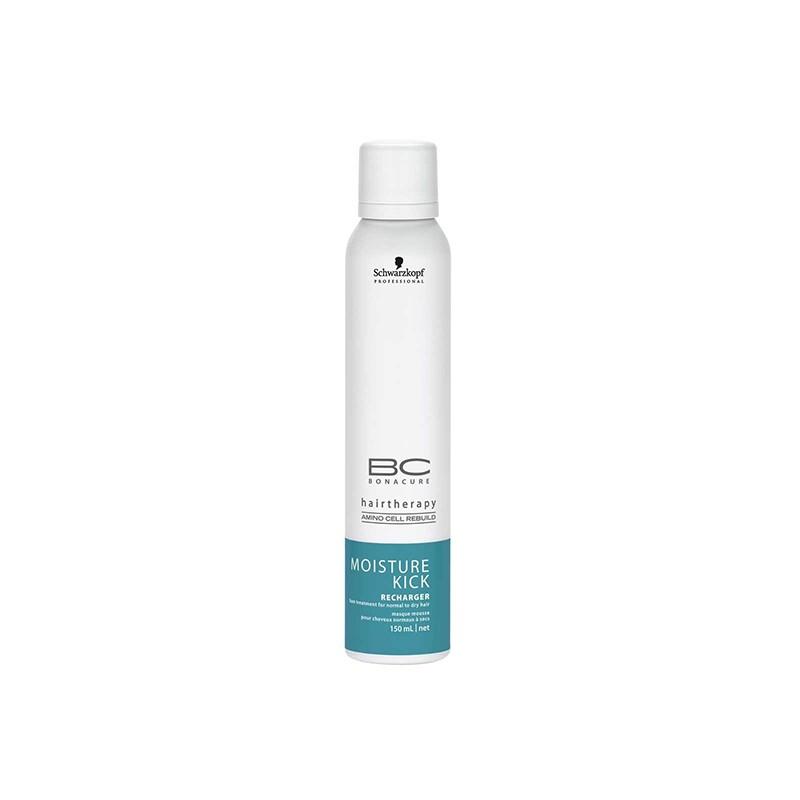 Schwarzkopf Masque mousse hydratant Moisture Kick 150ML, Masque cheveux