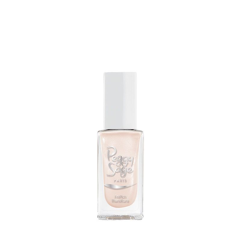 Vernis à ongles french manucure soin lissant Peggy sage 11ml