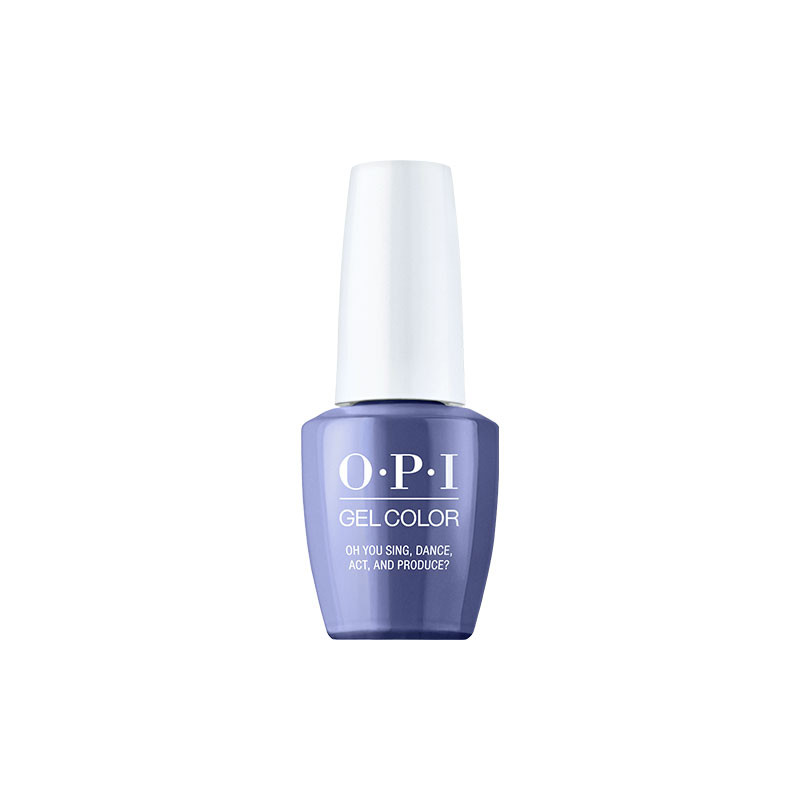 OPI Vernis semi-permanent GelColor Oh You Sing Dance Act and Produce, Vernis semi-permanent couleur