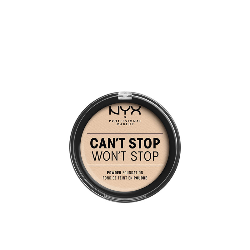 Fond de teint compact Can't stop won't stop - Light Ivory