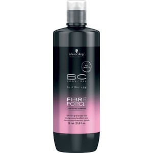 Schwarzkopf Shampooing fortifiant Bond Connector Fibre Force 1000ML, Cosmétique
