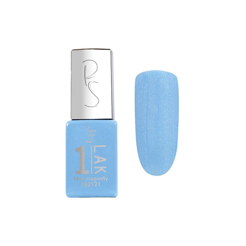 Peggy Sage Mini vernis semi-permanent 1-LAK - blue dragonfly 5ML, Vernis semi-permanent couleur