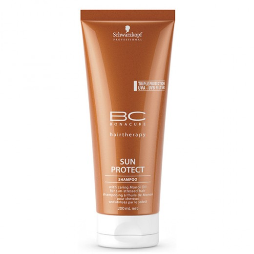 Shampooing sun protect bonacure 200ml