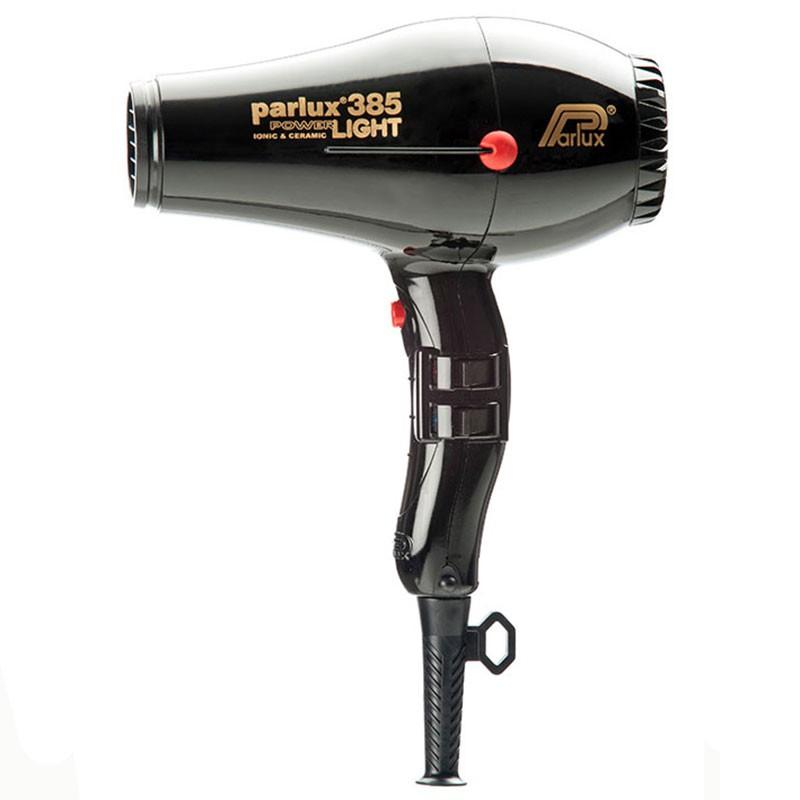 Parlux Séchoir ionique et céramique Powerlight 385 noir, Sèche-cheveux