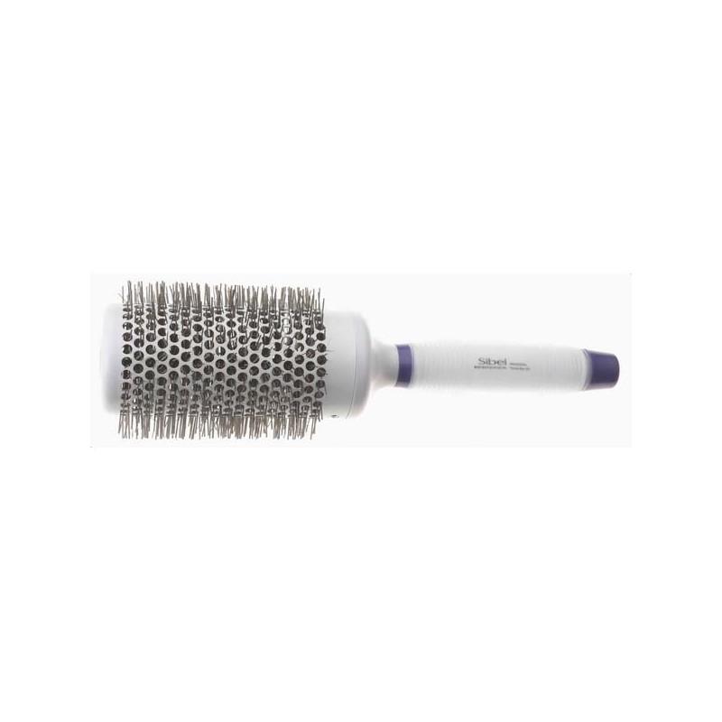 Sibel Brosse silicone tourmaline 53mm, Brosse brushing
