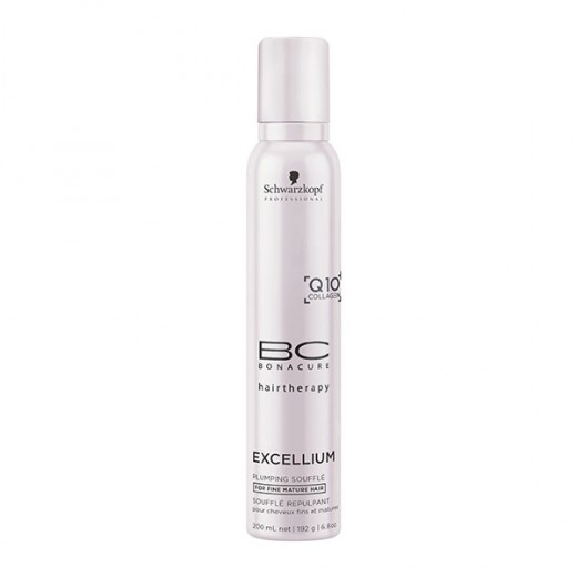 Schwarzkopf Soufflé repulpant Excellium 200ML, Spray cheveux