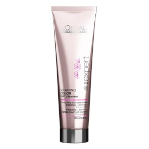 Shampooing sans sulfate Soft Cleanser Vitamino Color