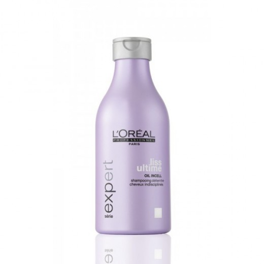 Shampooing Liss Unlimited Serie Expert L'Oréal 250 ml