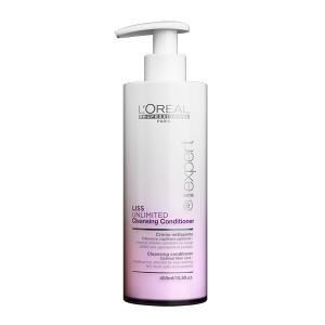 L'Oréal Professionnel Crème nettoyante Cleansing Conditioner Liss Unlimited 400ML, Cosmétique