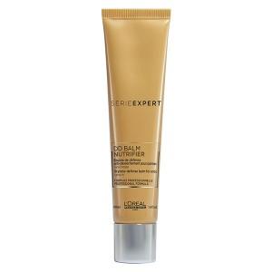 L'Oréal Professionnel Baume de défense anti-déssèchement pour pointes Nutrifier 40ML, Crème cheveux sans rinçage