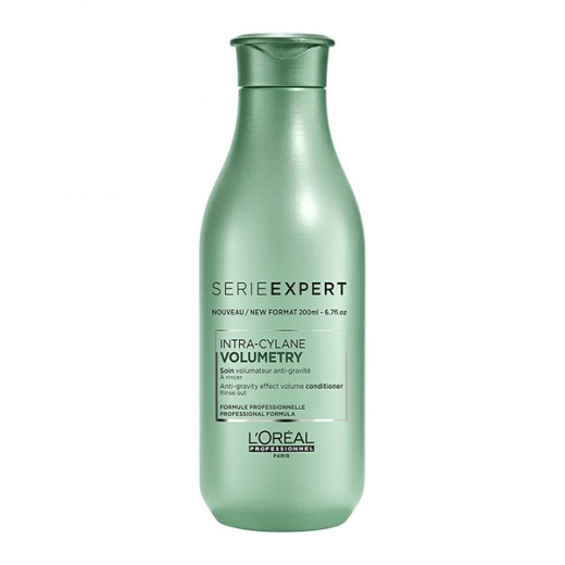 L'Oréal Professionnel Après-shampooing Volumetry 200ML, Après-shampoing avec rinçage