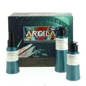 Argila Amazonia Kit lissage Argila 245ML, Kit lissage brésilien