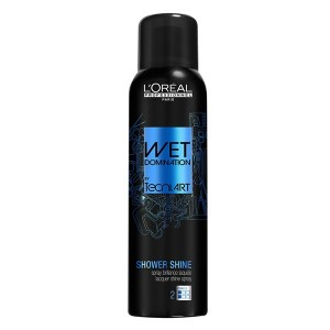 L'Oréal Professionnel Cire Shower shine Tecni.art 160ML, Spray cheveux