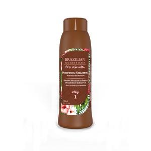 Brazilian Secrets Hair Shampooing purifiant Pro Keratin 500ML, Shampoing clarifiant