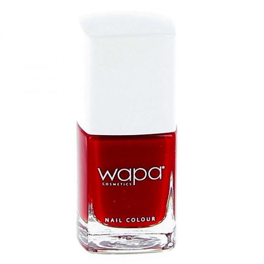 Wapa Vernis à ongles séchage rapide Rouge passion 013 12ML, Vernis à ongles couleur