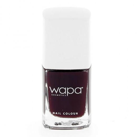 Wapa Vernis à ongles séchage rapide Violet pourpre 029 12ML, Vernis à ongles couleur