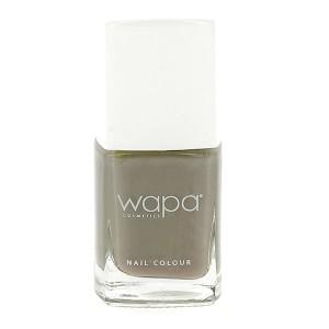 Wapa Vernis à ongles séchage rapide Beige grège 031 12ML, Vernis à ongles couleur