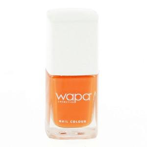 Wapa Vernis à ongles séchage rapide Orange clair 062 12ML, Vernis à ongles couleur