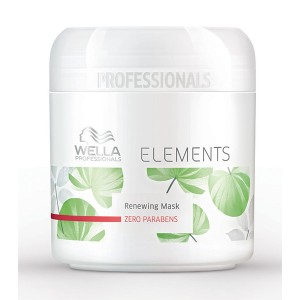 Wella Masque régénérant Elements 150ML, Masque cheveux