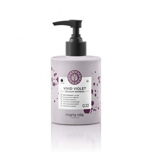 Masque Repigmentant Colour Refresh 0.22 Vivid Violet Maria Nila 300ml