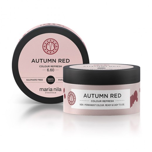 Masque Repigmentant Colour Refresh 6.60 Autumn Red Maria Nila 100ml